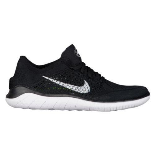 (取寄)ナイキ メンズ ランニングシューズ フリー RN フライニット 2018 Nike Men's Free RN Flyknit 2018 Black White