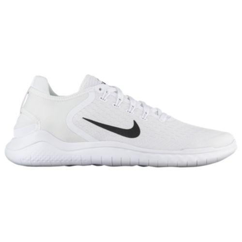(取寄)ナイキ メンズ スニーカー ランニングシューズ フリー RN 2018 Nike Men's Free RN 2018 White Black