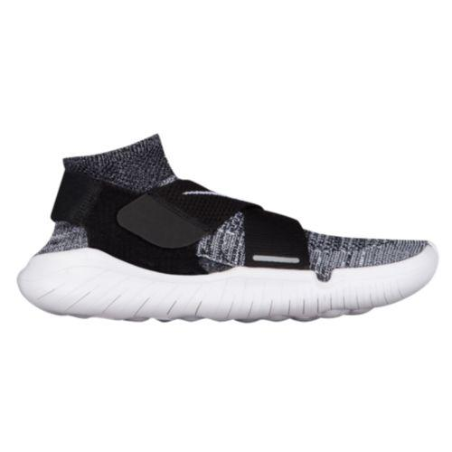 (取寄)ナイキ メンズ スニーカー ランニングシューズ フリー RN モーション フライニット 2018 Nike Men's Free RN Motion Flyknit 2018 Black White