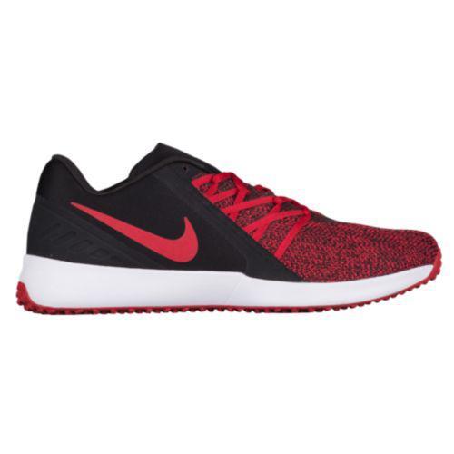 (取寄)ナイキ メンズ バーシティ コンピート トレーナー トレーニングシューズ Nike Men's Varsity Compete Trainer Black Gym Red