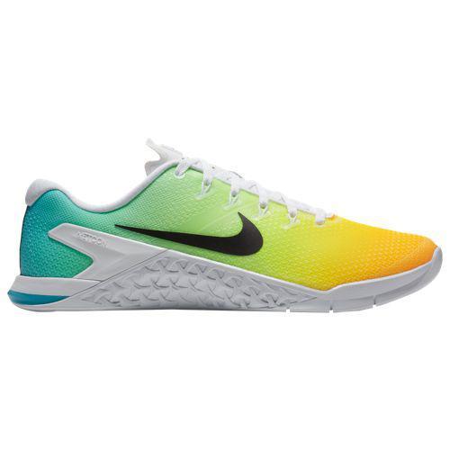 (取寄)ナイキ メンズ スニーカー ランニングシューズ メトコン 4 Nike Men's Metcon 4 White Black Lagoon Pulse