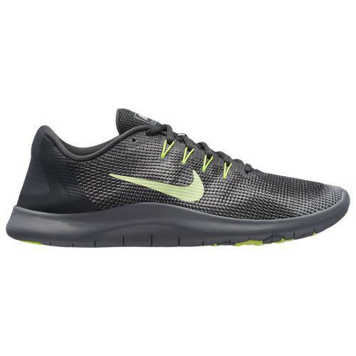 (取寄)ナイキ メンズ スニーカー フレックス ラン 2018 ランニングシューズ Nike Men's Flex Run 2018 Anthracite Barely Volt Cool Grey