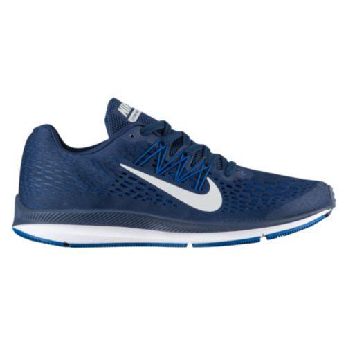 (取寄)ナイキ メンズ ズーム ウィンフロー 5 ランニングシューズ スニーカー Nike Men's Zoom Winflo 5 Midnight Navy Pure Platinum