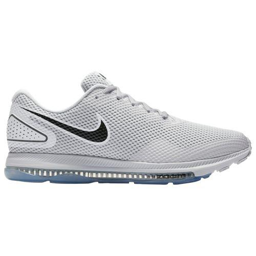 dd53e835990a1 (order) Nike men sneakers zoom ALL OUT low 2 Nike Men s Zoom All Out Low 2 Pure  Platinum Black White