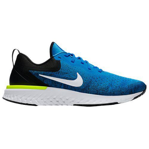 (取寄)ナイキ メンズ オデッセイ リアクト スニーカー ランニングシューズ Nike Men's Odyssey React Photo Blue White Black Volt