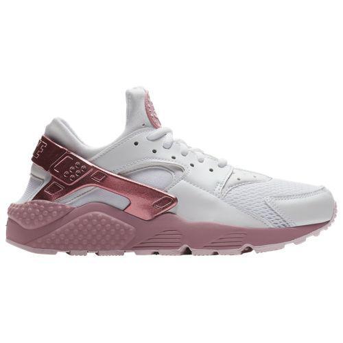 buy popular 0a6cc d41b9 JETRAG Rakuten Ichiba Shop  (order) ナイキレディースエアハラチスニーカー Nike Women s Air  Huarache White Elemental Pink Artic Pink   Rakuten Global Market