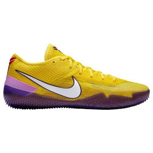 (取寄)ナイキ メンズ バッシュ コービー AD NXT コービー ブライアント バスケットシューズ Nike Men's Kobe AD NXT Kobe Bryant University Gold Court Purple