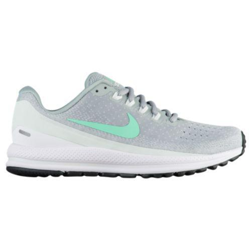 (取寄)ナイキ レディース エア ズーム ボメロ 13 ランニングシューズ スニーカー Nike Women's Air Zoom Vomero 13 Lt Pumice Green Glow Barely Grey White