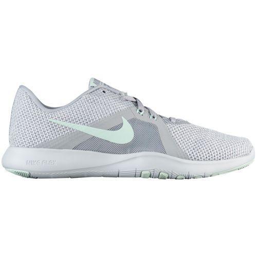 (取寄)ナイキ レディース フレックス トレーナー 8 トレーニングシューズ Nike Women's Flex Trainer 8 Wolf Grey Igloo White