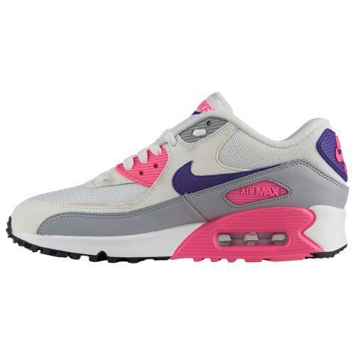 best website 797e0 a55a8 nike womens air max 90 pink laser
