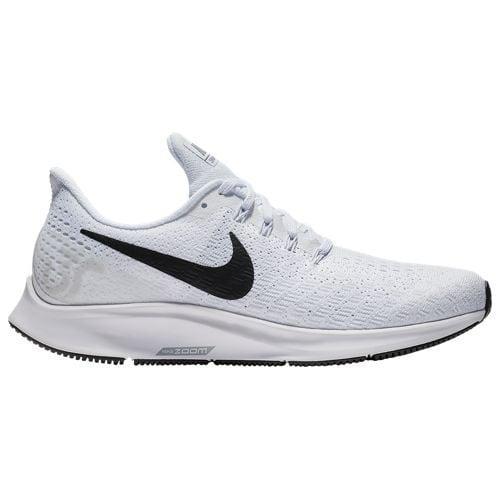 (取寄)ナイキ レディース スニーカー ランニングシューズ エア ズーム ペガサス 35 Nike Women's Air Zoom Pegasus 35 White Black Pure Platinum Wolf Grey