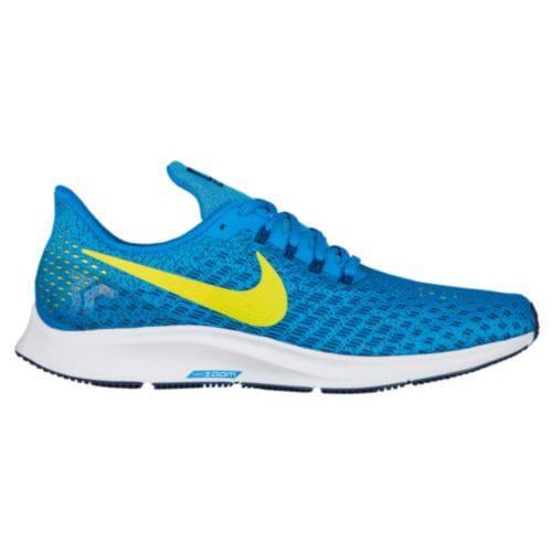 (取寄)ナイキ メンズ スニーカー ランニングシューズ エア ズーム ペガサス 35 Nike Men's Air Zoom Pegasus 35 Blue Orbit Bright Crimson Blue Void