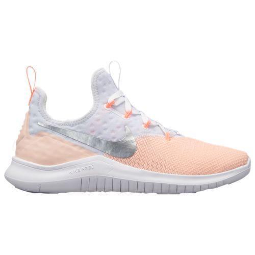 6c2429be4c3 JETRAG Rakuten Ichiba Shop  (order) Nike Lady s-free TR 8 Nike Women s Free  TR 8 White Metallic Silver Crimson Tint