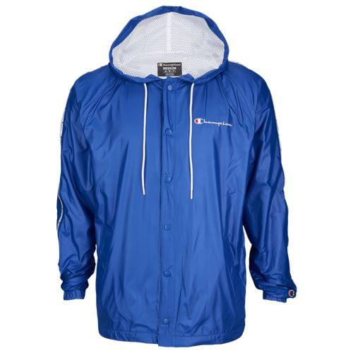 fce8232776f0 (order) champion men satin hooded warm-up jacket Champion Men s Satin  Hooded Warm-Up Jacket Surf The Web