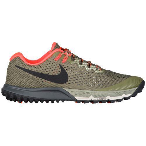(取寄)ナイキ メンズ スニーカー ランニングシューズ ズーム テラ カイガー 4 Nike Men's Zoom Terra Kiger 4 Medium Olive Black Light Bone