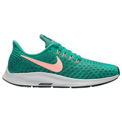 (取寄)ナイキ レディース スニーカー ランニングシューズ エア ズーム ペガサス 35 Nike Women's Air Zoom Pegasus 35 Kinetic Green Pink