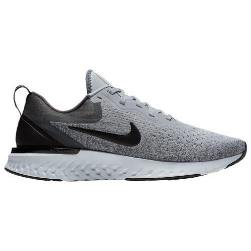 (取寄)ナイキ レディース スニーカー ランニングシューズ オデッセイ リアクト Nike Women's Odyssey React Wolf Grey Black Dark Grey Pure Platinum