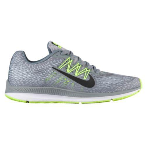 (取寄)ナイキ メンズ ランニングシューズ スニーカー ズーム ウィンフロー 5 Nike Men's Zoom Winflo 5 Cool Grey Black Wolf Grey Pure Platinum