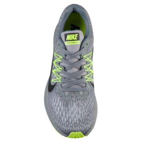 9e6d50a017a (order) Nike men running shoes sneakers zoom Win flow 5 Nike Men s Zoom  Winflo 5 Cool Grey Black Wolf Grey Pure Platinum