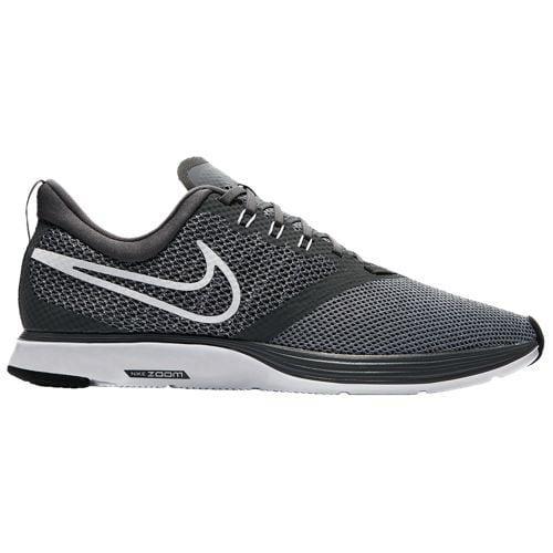 (取寄)ナイキ メンズ スニーカー ランニングシューズ ズーム ストライク Nike Men's Zoom Strike Dark Grey White Stealth Black