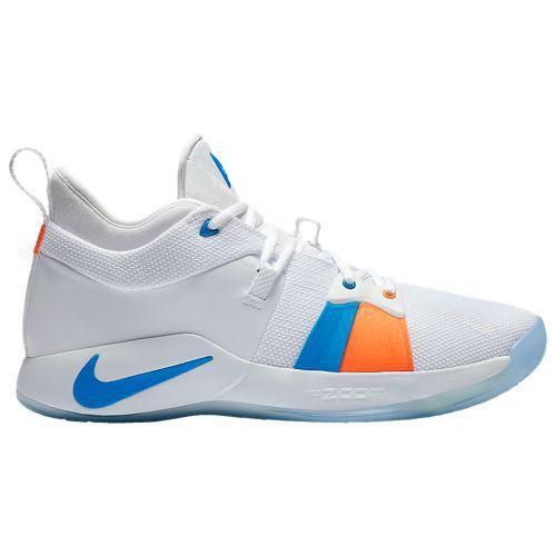 【ふるさと割】 (取寄)ナイキ メンズ バッシュ PG 2 ポール バッシュ ジョージ バスケットボール ジョージ Nike ポール Men's PG 2 Paul George White Ice, meister-adidas:08f96d13 --- canoncity.azurewebsites.net