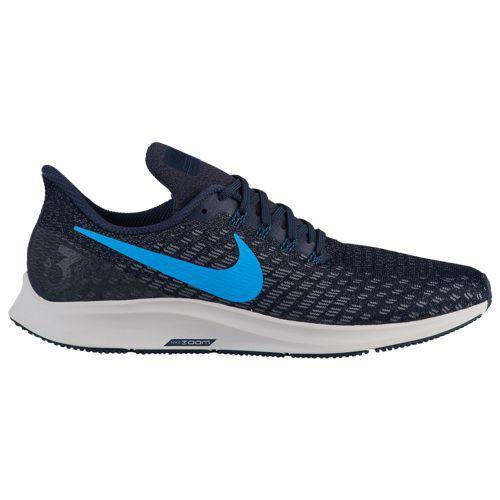 (取寄)ナイキ メンズ スニーカー ランニングシューズ エア ズーム ペガサス 35 Nike Men's Air Zoom Pegasus 35 Obsidian Blue Hero Gunsmoke Vast Grey