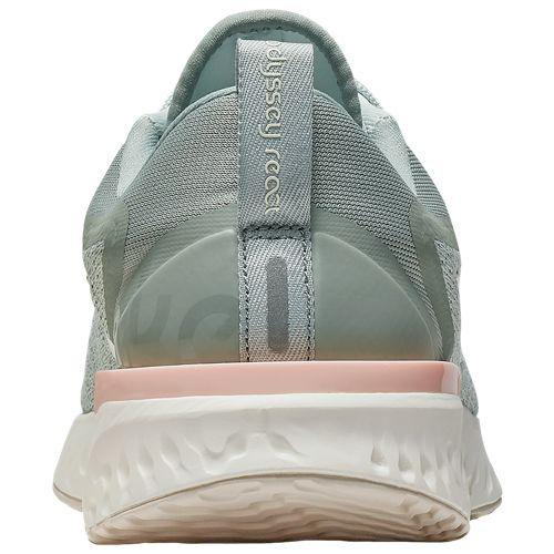 ee17d6facdd69 (order) Nike Lady s sneakers running shoes Odyssey re-act Nike Women s  Odyssey React Lt Silver Sail Mica Green Crimson Tint Lt Cream