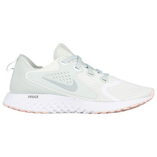 e67f654287cf (order) Nike Lady s sneakers running shoes legend re-act Nike Women s  Legend React Summit White Wolf Grey Light Silver Crimson