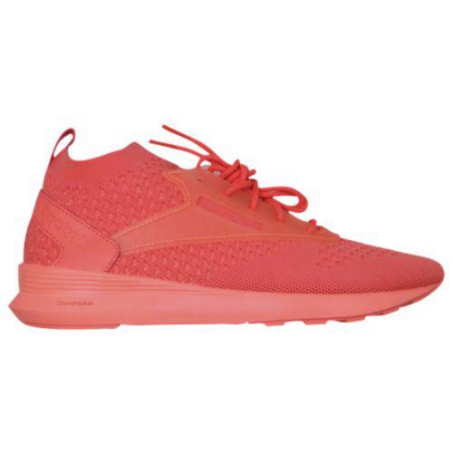 (取寄)リーボック メンズ ゾク ランナー ウルトラ ニット Reebok Men's Zoku Runner Ultra Knit Fire Coral Stellar Pink