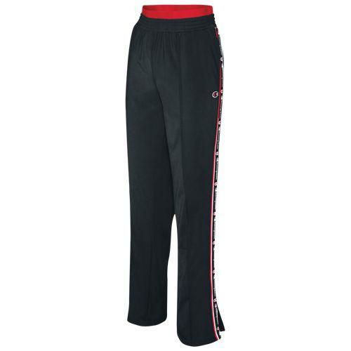 (取寄)チャンピオン レディース トラック パンツ Champion Women's Track Pants Black
