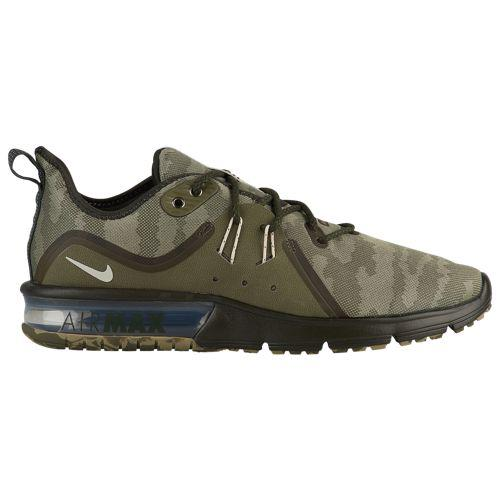 男女兼用 (取寄)ナイキ Neutral メンズ エアマックス シークエント 3 ランニングシューズ Sequoia スニーカーNike Men's Air Beach Max Sequent 3 Medium Olive Beach Neutral Olive Sequoia, illumi:724a0614 --- paulogalvao.com