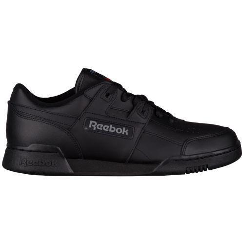 (取寄)リーボック メンズ ワークアウト プラス Reebok Men's Workout Plus Black Charcoal