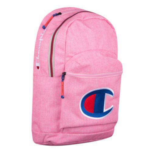 (取寄)チャンピオン メンズ スーパーサイズ バックパック Champion Supercise Backpack Pink Heather Pink Bow
