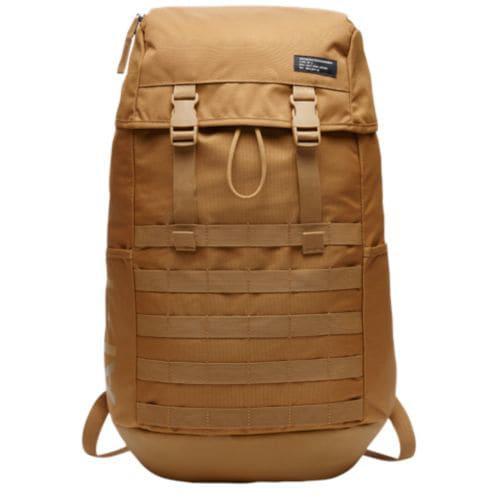 (取寄)ナイキ メンズ エアフォース1 スポーツウェア バックパック Nike AF1 Sportswear Backpack Golden Beige Golden Beige Golden Beige