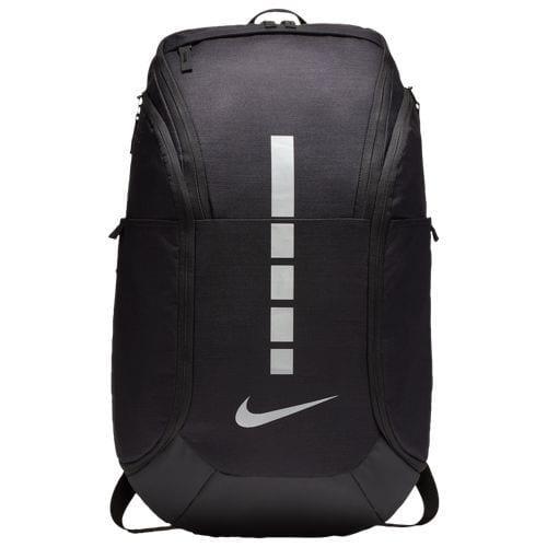 (取寄)ナイキ メンズ フープ エリート プロ バックパック Nike Hoops Elite Pro Backpack Black Metallic Cool Grey