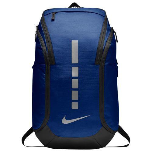 (取寄)ナイキ メンズ フープ エリート プロ バックパック Nike Hoops Elite Pro Backpack Game Royal Black Metallic Cool Grey