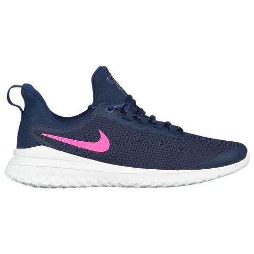 (取寄)ナイキ レディース リニュー ライバル Nike Women's Renew Rival Obsidian Pink Blast Midnight Navy Summit White