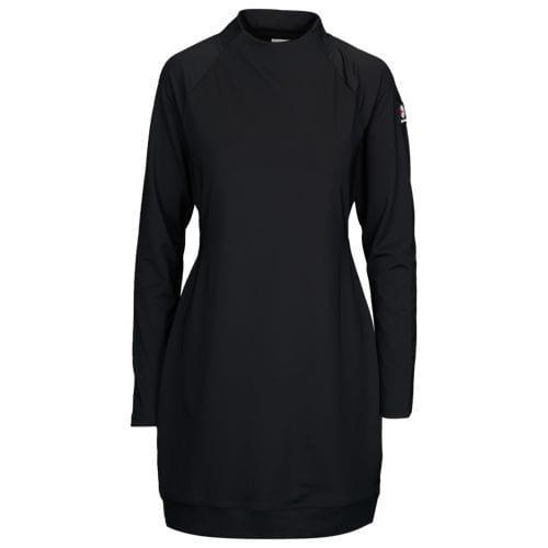 (取寄)リーボック レディース エッセンシャル ドレッセンショナル ロング スリーブ Reebok Women's Essentials Dressential Long Sleeve Black
