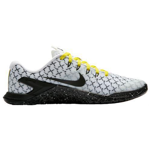 (取寄)ナイキ レディース メトコン 4 Nike Women's Metcon 4 White Black Dynamic Yellow