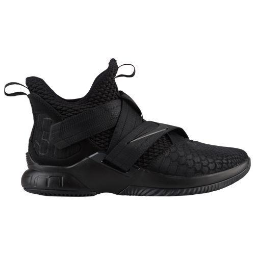 (取寄)ナイキ メンズ ソルジャー 12 SFG レブロン ジェームズ Nike Men's Soldier XII SFG Lebron James Black Black