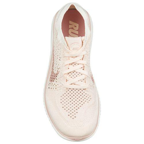 9f0dd806cc98 (order) Nike Lady s-free RN fly knit 2018 Nike Women s Free RN Flyknit 2018  Guava Ice Particle Beige Sail Rust Pink