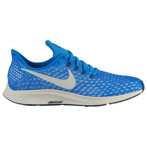 (取寄)ナイキ メンズ エア ズーム ペガサス 35 Nike Men's Air Zoom Pegasus 35 Cobalt Blaze Light Bone Sail Blue Void