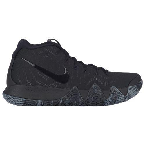 (取寄)ナイキ メンズ カイリー 4 カイリー アービング Nike Men's Kyrie 4 Kyrie Irving Black Black Black