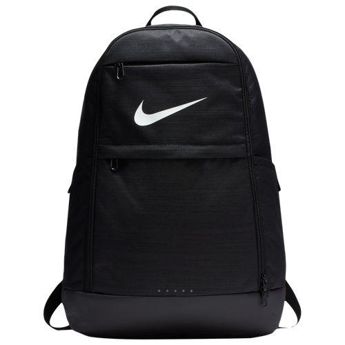 (取寄)ナイキ メンズ ブラジリア エックスラージ バックパック Nike Brasilia X-Large Backpack Black White