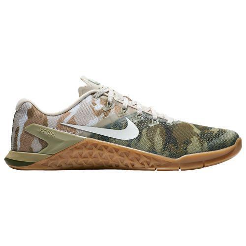 (取寄)ナイキ メンズ メトコン 4 Nike Men's Metcon 4 Olive Canvas Neutral Olive Gum Medium Brown