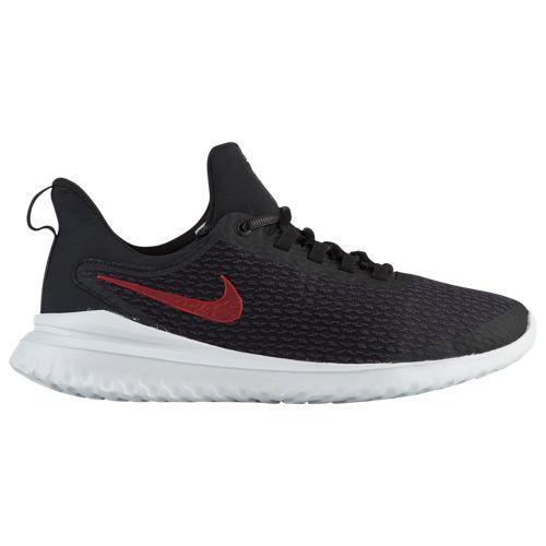 (取寄)ナイキ メンズ リニュー ライバル Nike Men's Renew Rival Black University Red Thunder Grey Pure Platinum