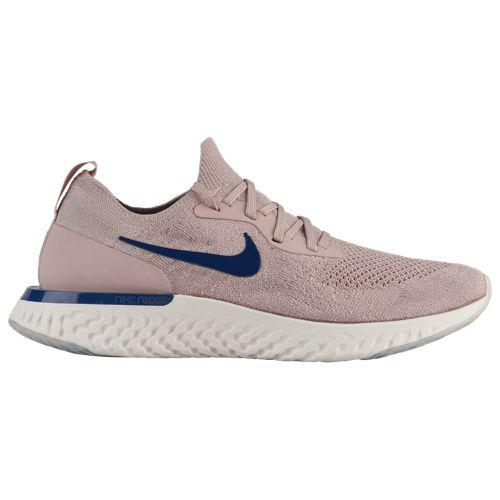 (取寄)ナイキ メンズ エピック リアクト フライニット Nike Men's Epic React Flyknit Diffused Taupe Blue Void Phantom Crimson Tint