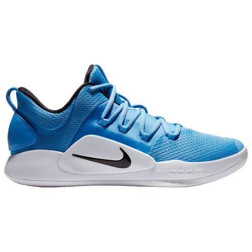 (取寄)ナイキ メンズ バッシュ ハイパーダンク 2018 ロー バスケットボールシューズ Nike Men's Hyperdunk 2018 Low University Blue Black White