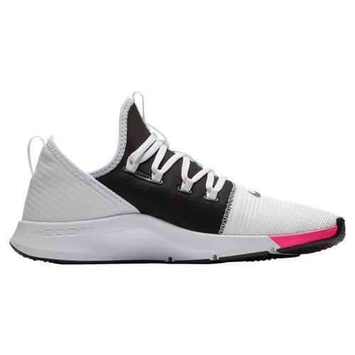 (取寄)ナイキ レディース エア ズーム エレベート トレーニングシューズ Nike Women's Air Zoom Elevate White Black Pink Blast