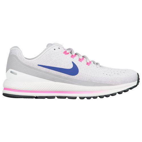 (取寄)ナイキ レディース エア ズーム ボメロ 13 ランニングシューズ スニーカー Nike Women's Air Zoom Vomero 13 Vast Grey Deep Royal Blue Atmosphere Grey Pink